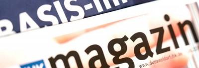 Kunden- und Mitarbeitermagazine