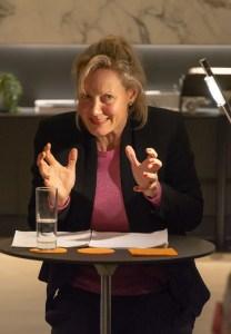 Lesung mit Anna Schudt