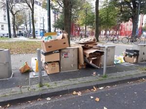 Der Müll der anderen