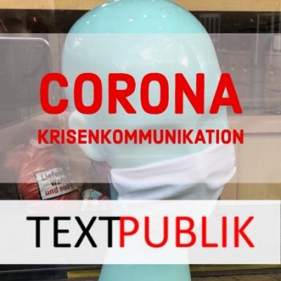 Corona-Krisenkommunikation